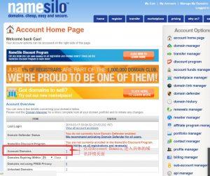 NameSilo域名解析全教程,手把手指导,附截图