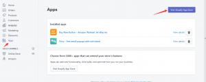 如何给你的Shopify网站添加Buy on Amazon按钮?