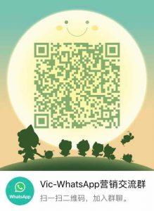 WhatsAPP营销交流群QQ群
